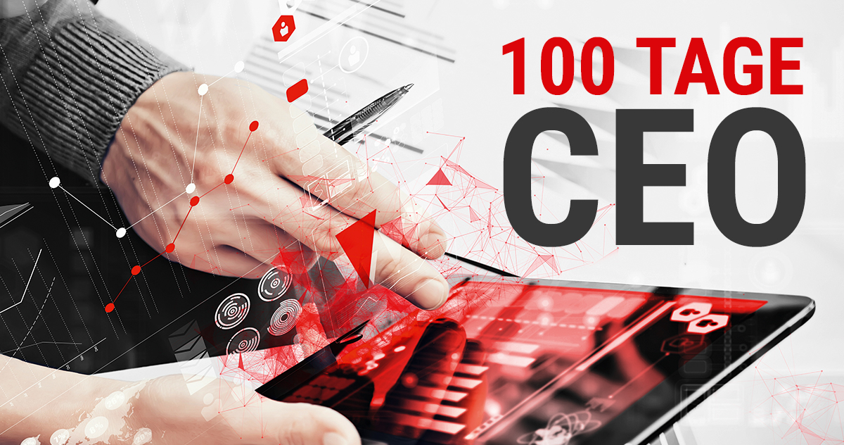 100 Tage CEO