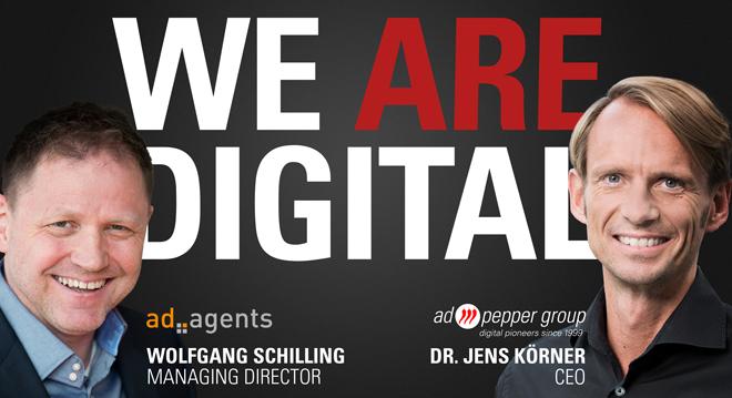 ad agents wächst dynamisch und baut seine Marktposition aus